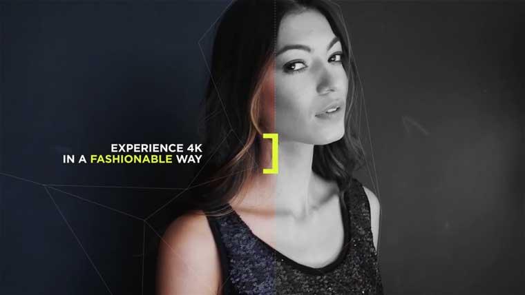 Fashion 4K kann über Astra 19.2° Ost empfangen werden
