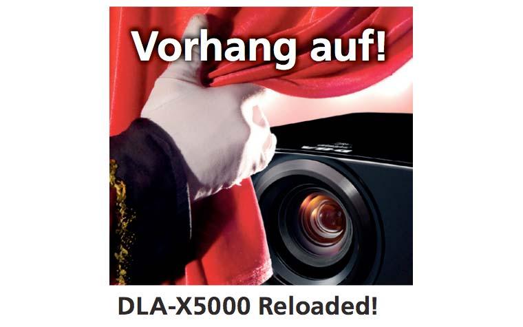 JVC DLA-X5000 kommt auf die IFA 2015