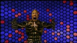 """Der Film """"Der Rasenmähermann"""" (1992) beschäftigte sich mit dem Thema """"Virtuelle Realität"""", mit mäßigen Bewertungen"""