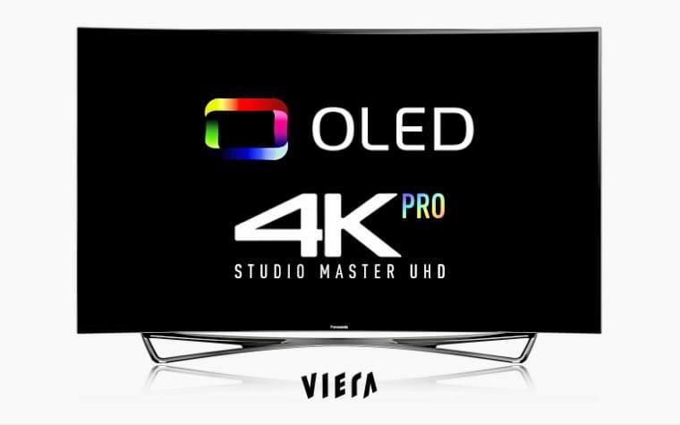 Panasonic OLED 4K Pro Viera TV