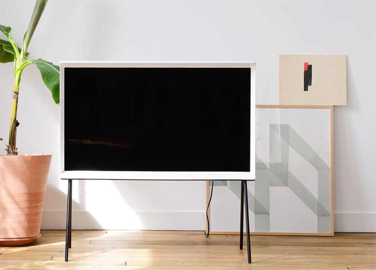 Serif Samsungs Neue Fernseher Im Möbel Design Video