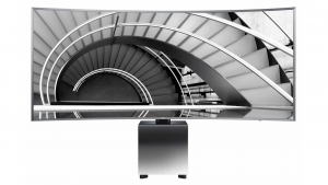 Samsung UE82S9W Luxus-TV mit Curved 5K Display im 21:9 Format