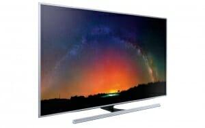Samsung SUHD JS8090 4K Fernseher mit flachem Panel