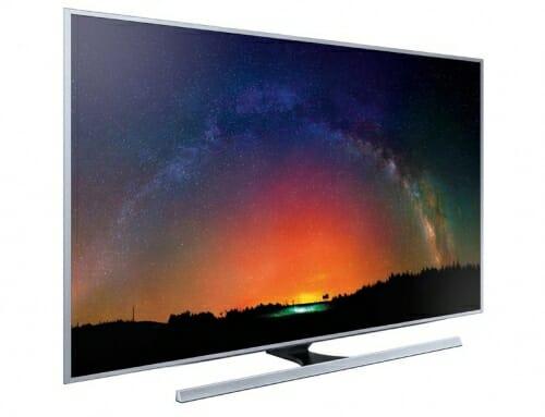 JS8090: Flacher SUHD Fernseher mit 55 Zoll von Samsung