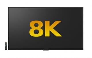 Sharp 8K Fernseher