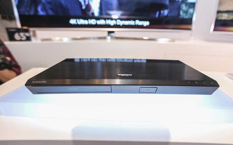 UBD-K8500 4K Blu-ray Player