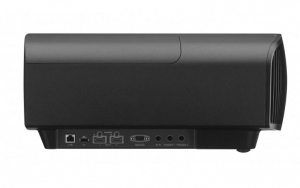 Anschlüsse des VPL-VW520ES mit zwei HDMI 2.0 (einer mit HDCP 2.2)