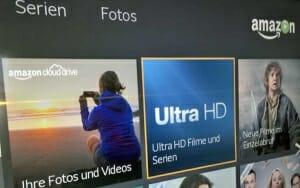 Alle 4K Serien und Filme auf Amazon Instant Video