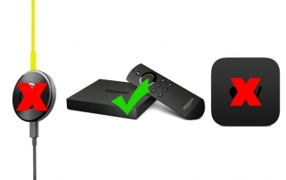 Amazon bannt Google Chromecast und Apple TV