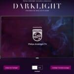Darklight mit Ambilight 4
