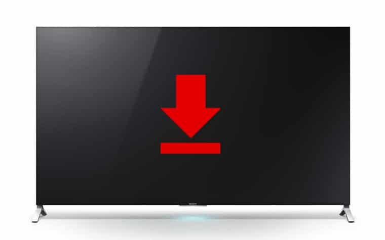 Sony Android TV Update