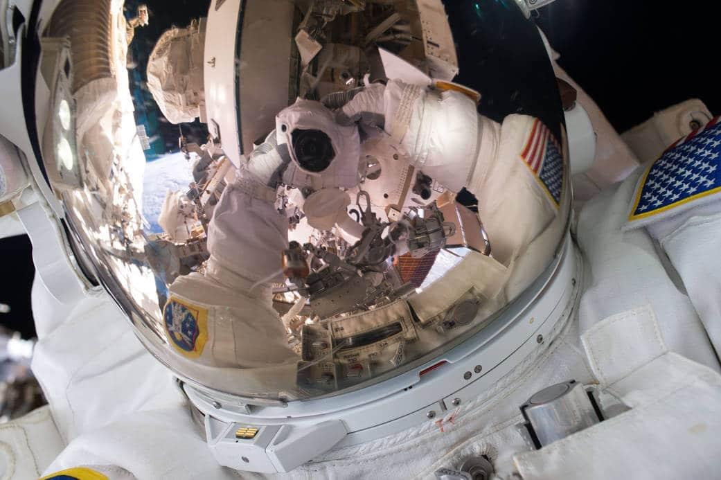 4K Selfie von der NASA