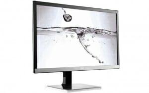 AOC U2477PWQ 4K Monitor mit 23.6 Zoll