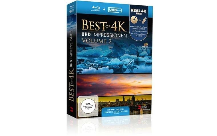 Best of 4K - UHD Impressionen Volume 2