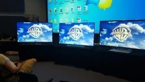 OLEDs von LG und Panasonic gegen einen Plasma TV