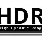 HDR High Dynamic Range Logo