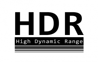 HDR High Dynamic Range Logo