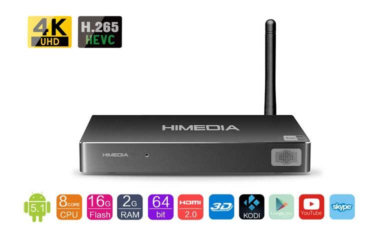 HiMedia H8 4K Media-Player