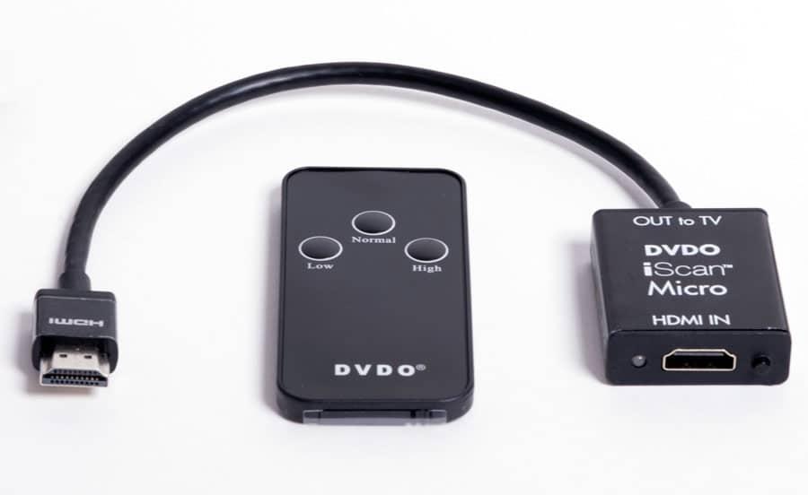 iScan Micro von DVDO