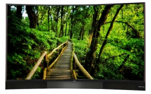 S88 TCL 4K Curved TV