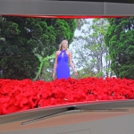 Samsung JS9590 (EU JS9500) ist eine der ersten 4K TV-Serien welche HDR unterstützen