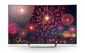Sonys curved 55 Zoll UHD TV ist ebenfalls in den Amazon Deals