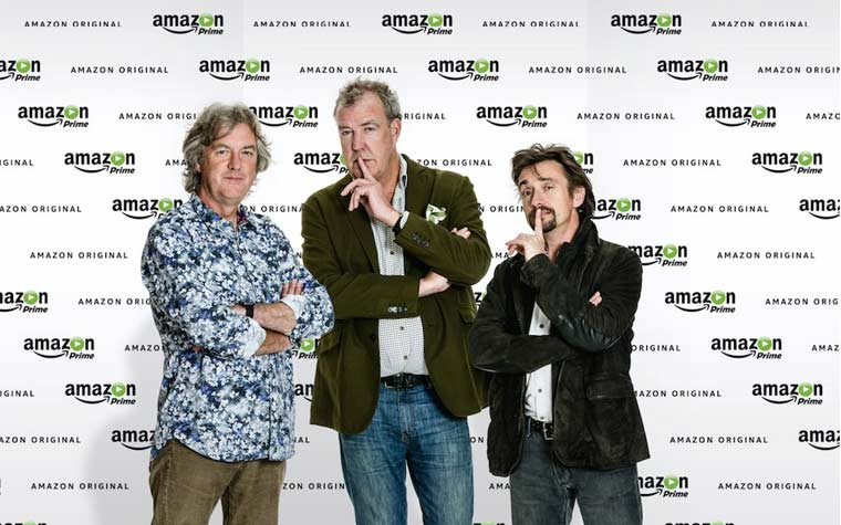 Top Gear Nachfolger auf Amazon Instant Video