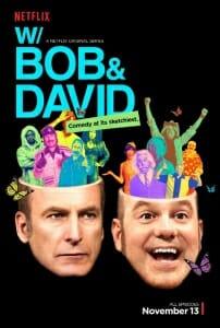 with Bob & David