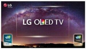 Noch nicht angekündigt und schon erfolgreich. Der neue LG 4K OLED TV mit 77 Zoll gewann einen CES Innovations Award.