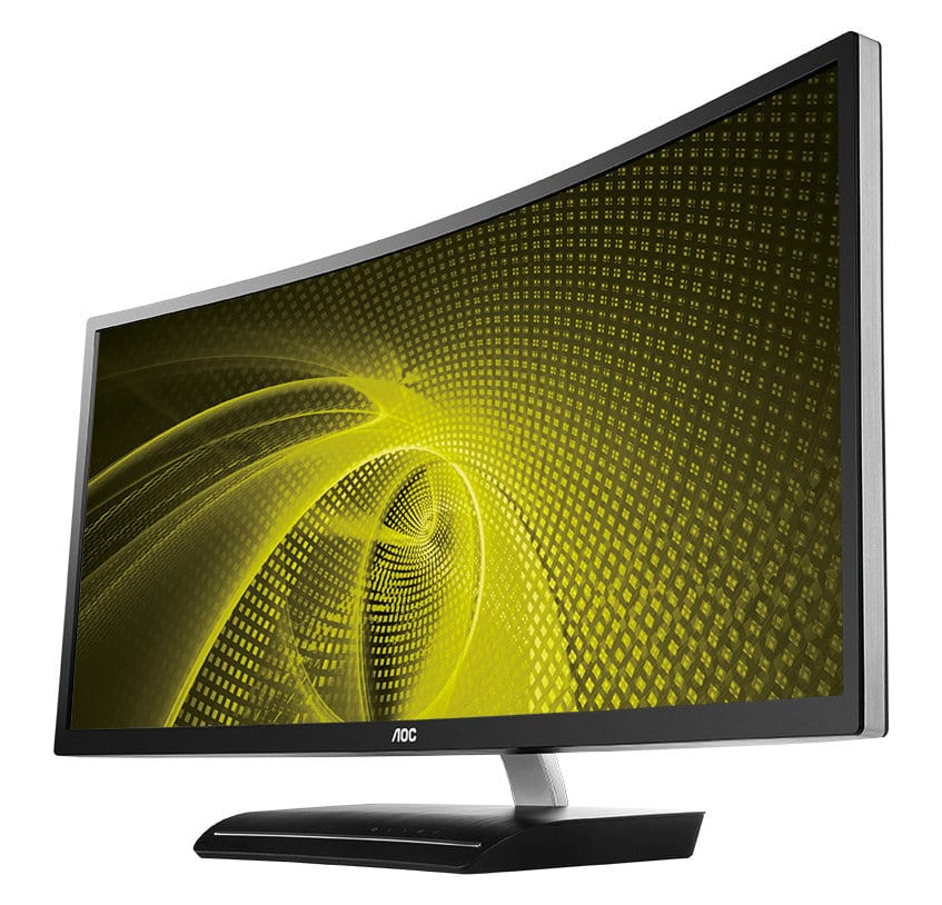 AOC C3583FQ: Curved Monitor mit 35 Zoll im 21:9 Format