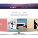 Samsung 2016 SUHD TV mit IoT
