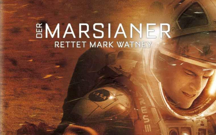 Der Marsianer erscheint als 4K Blu-ray
