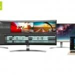 LG CES 2016 4K Monitor