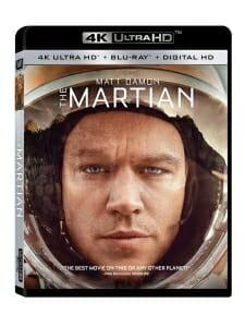 Der Marsianer dürfte der Highlight-Titel des 4K Blu-ray Start-Lineups von 20th Century Fox sein