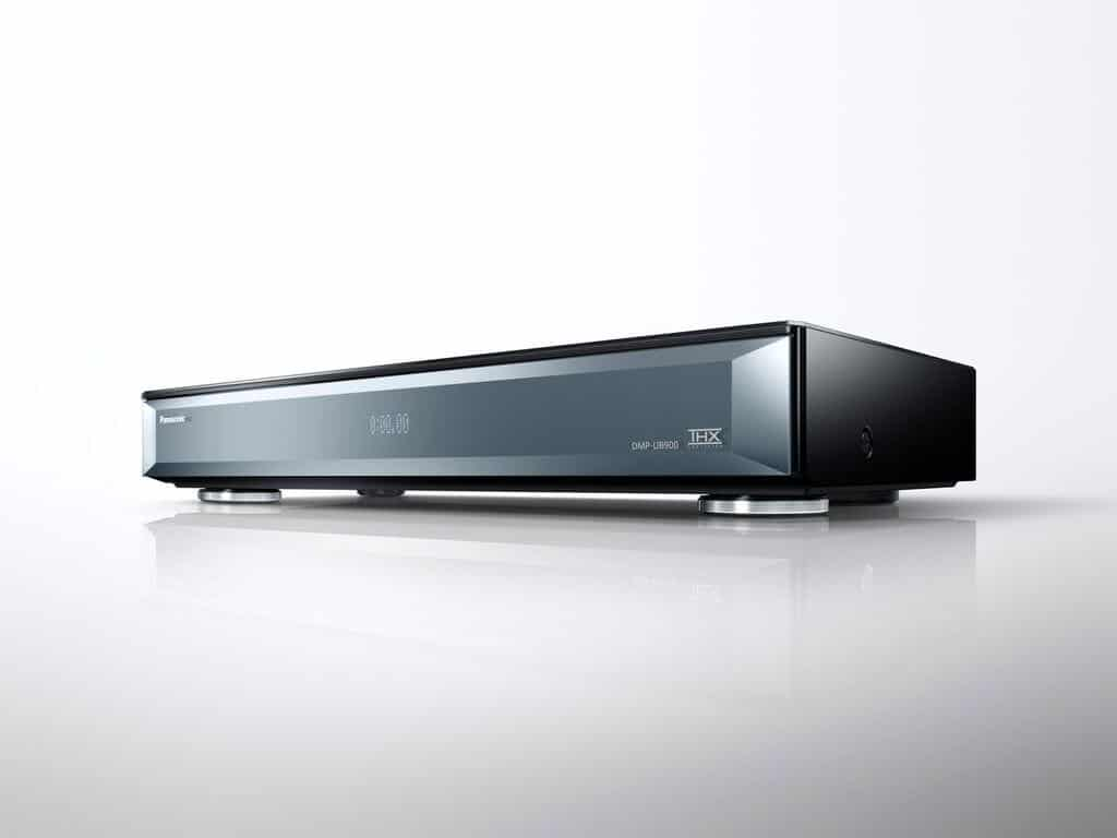 DMP-UB900 4K Blu-ray Player von Panasonic
