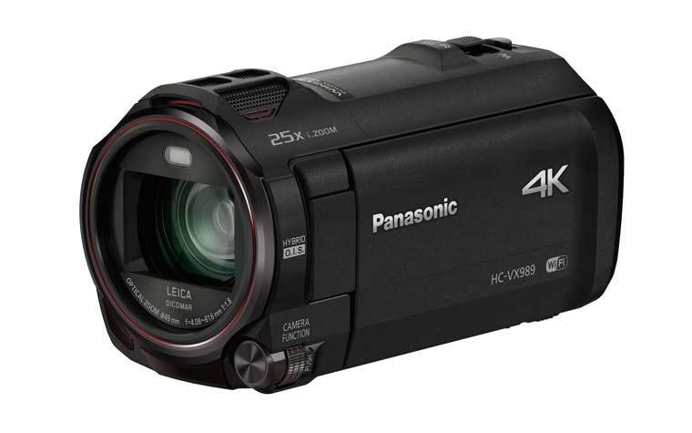 HC-VX989 neuer 4K Camcorder für 2016