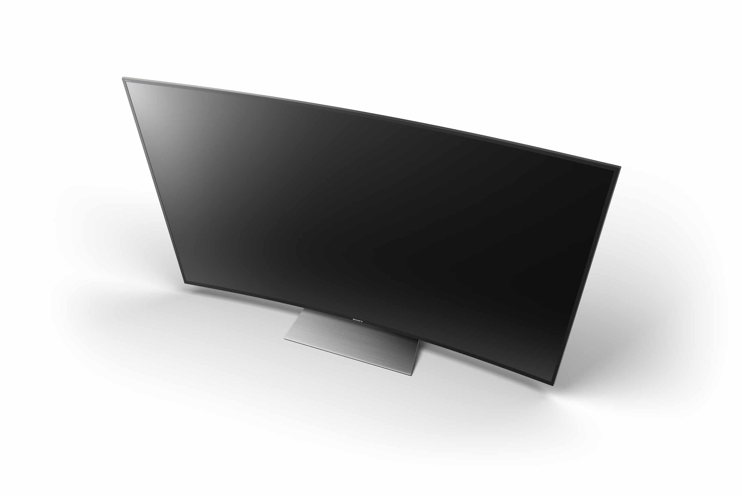 sony neue 4k hdr fernseher mit bis zu 85 zoll ces 2016. Black Bedroom Furniture Sets. Home Design Ideas