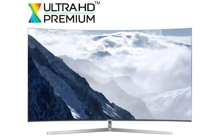 SUHD Fernseher aus 2016 erhalten das Ultra HD Premium Logo