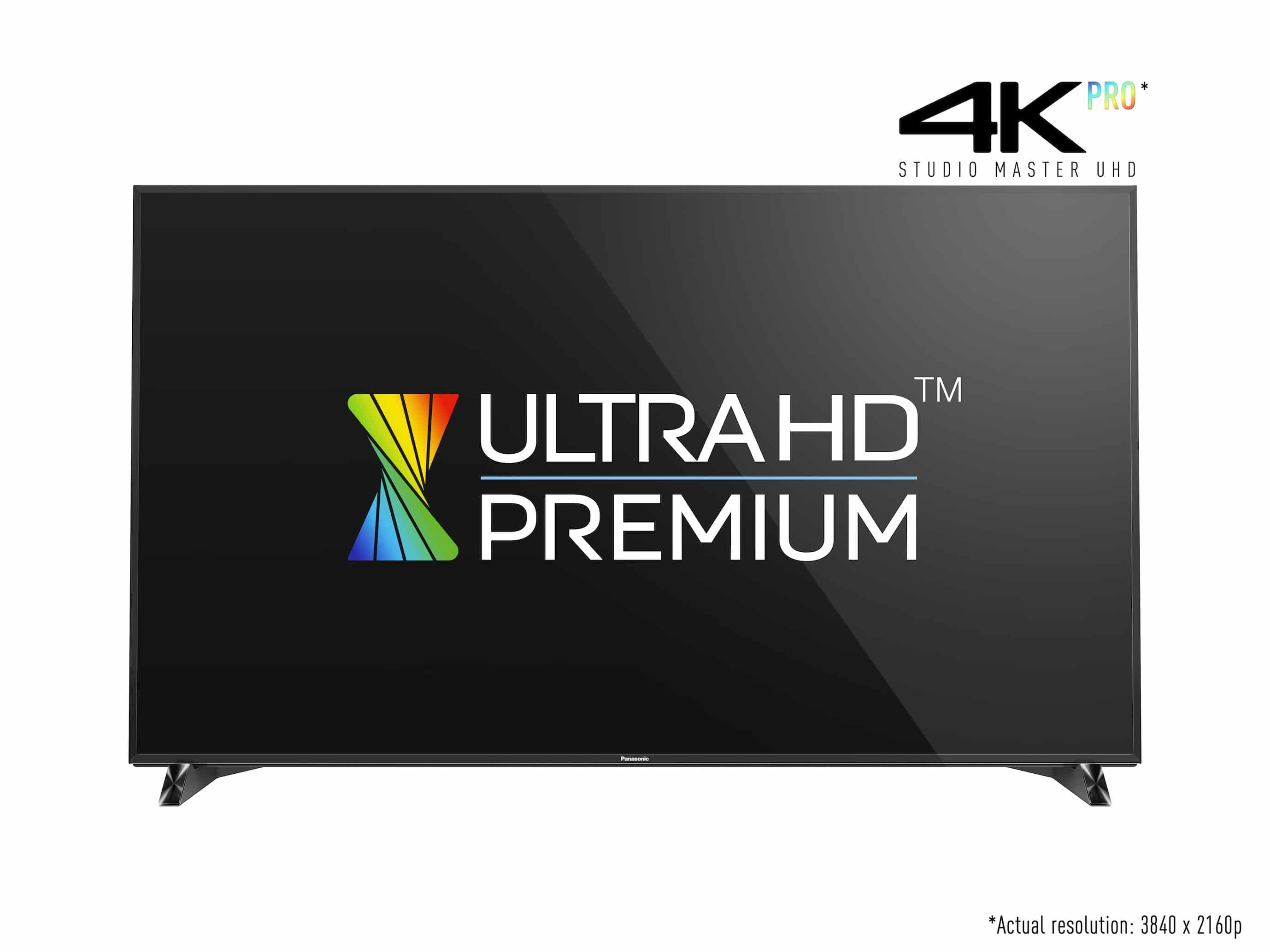 TX-65DXW904 mit Ultra HD Premium