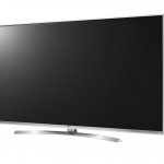 4K LCD TV UH8500 in der Perspektive