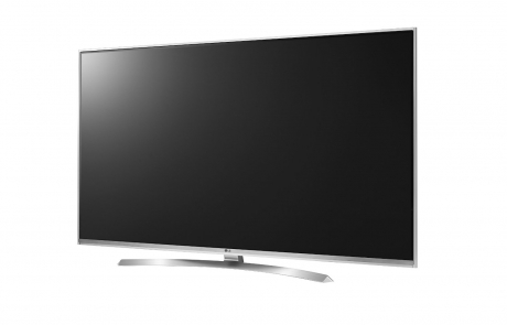 4K LCD TV UH8500 in der Perspektive