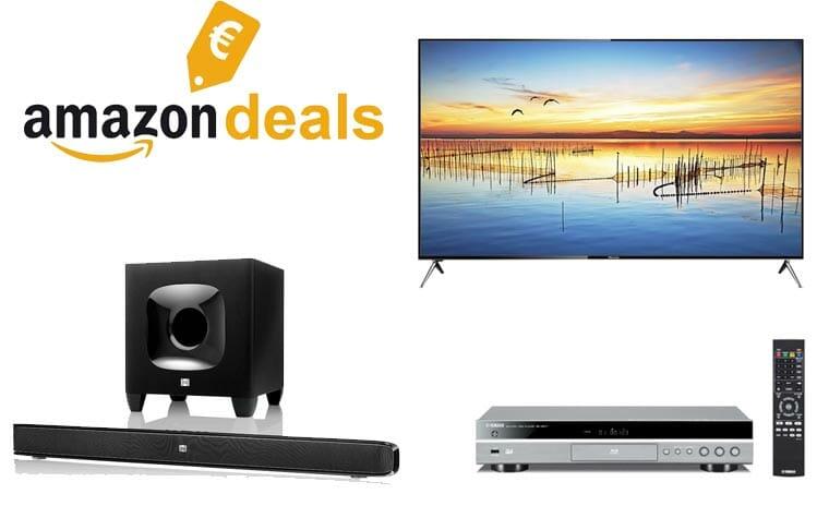 Amazon Deals mit 58 Zoll UHD TV von Hisense
