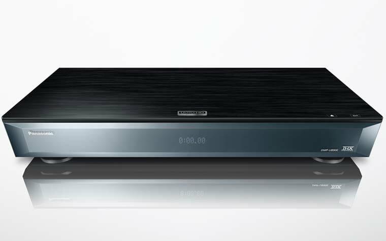 DMP-UB900 4K Blu-ray Player von Panasonic