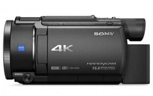 FDR-AX53 4K Camcorder