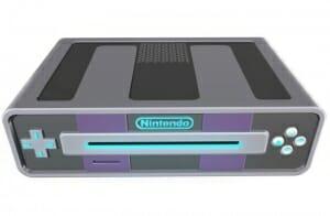 Nintendo NX Mockup