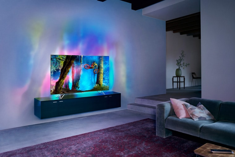 philips neue 4k fernseher mit dolby vision auf der ces 2016 4k filme. Black Bedroom Furniture Sets. Home Design Ideas