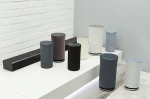 Samsung Dolby Atmos Soundbar und das neue Setup von 360 Lautsprechern