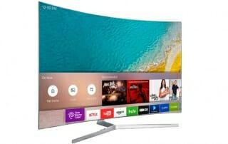 KS9500 SUHD Fernseher aus 2016