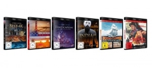 UHD Blu-rays der Busch Media Group