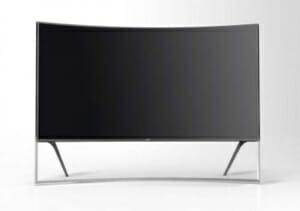 UN98S9 8K SUHD TV von Samsung